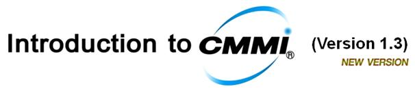 logo introduction to cmmi v.1.3